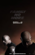 Filmposter Fast & Furious 8